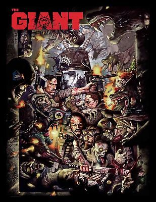 The GIANT Call of Duty Black Ops 3 Zombies Annihilator Original Game