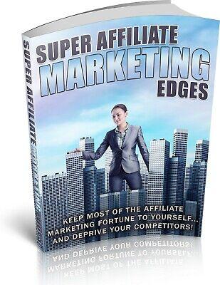 Super Affiliate Marketing Edges PDF Ebook