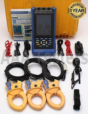 Hioki 3197 Three Phase Handheld Power Quality Analyzer Meter