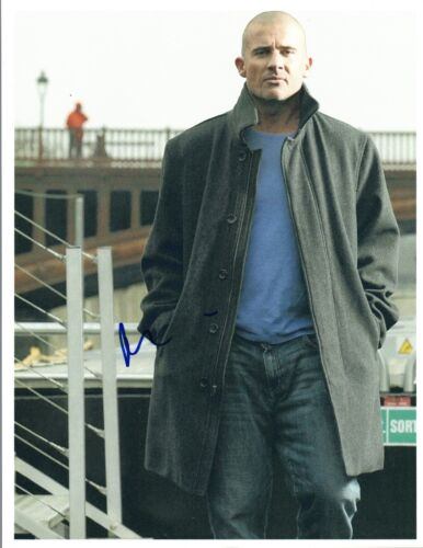 Dominic Purcell Signed Autographed 8x10 Photo The Flash Prison Break COA VD