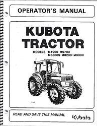 Kubota M6800 Farm Tractor   Kubota Farm Tractors: Kubota Farm ... on m125x kubota wiring diagram, l3400 kubota wiring diagram, l4200 kubota wiring diagram,