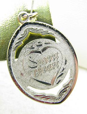 (Vintage Sterling Silver