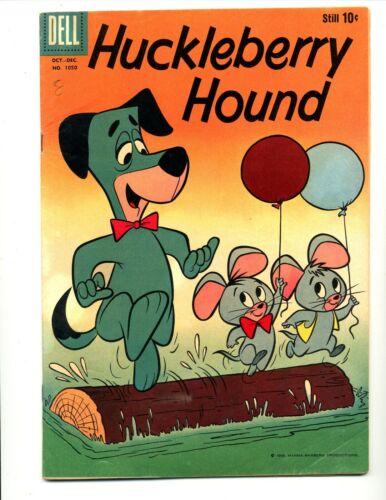 Four Color #1050    Huckleberry Hound