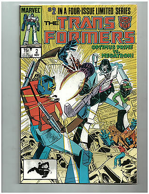 The Transformers #2, 3, 7-9, 11-13, 19, 24-30 + more (GEM FtoVF/NM ) 21 book lot