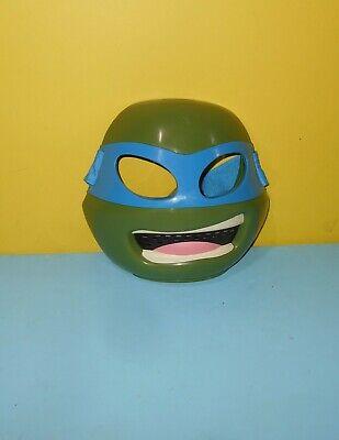 Teenage Mutant Ninja Turtles 2013 Playmates Hard Plastic Mask Leonardo TMNT