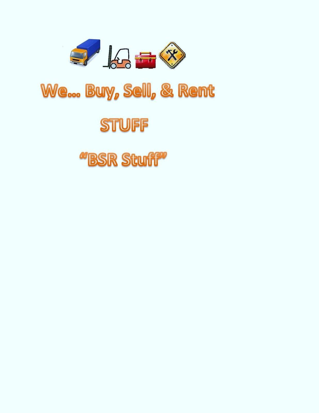 BSR Stuff