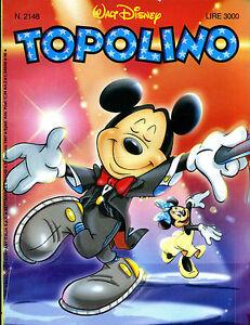 fumetto-TOPOLINO-WALT-DISNEY-numero-2148
