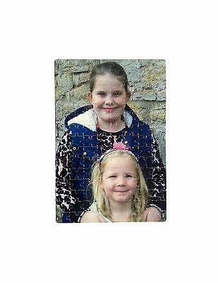 PERSONALISED JIGSAW PUZZLE A4 126 PIECE Your photo Picture Custom printed GIFT