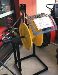 Wire Winder Hydraulic Drive Beaudesert Ipswich South Preview