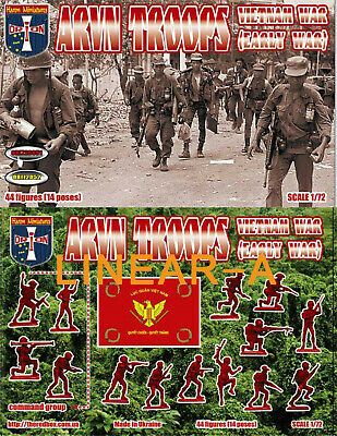 1:72 FIGUREN 72051 Vietnam War ARVN troops (early war) - ORION