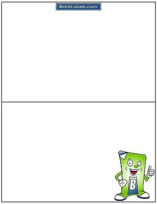 200 Labels 8.5 X 11 Paypal Fedex Ebay Half Sheet Self Adhesive Shipping Labels