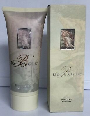 Bellagio Body Lotion (Bellagio BODY LOTION Pour Femme 6.8 oz /6.7 oz / 200 ml WOMEN NEW IN BOX )