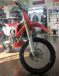 2016 CRF250R Cooee Burnie Area Preview