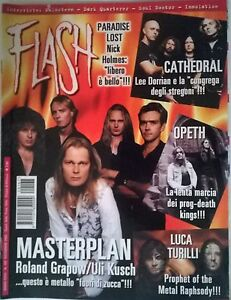 FLASH-N-167-2002-MASTERPLAN-PARADISE-LOST-CATHEDRAL-OPETH-LUCA-TURILLI-MALMSTEEN