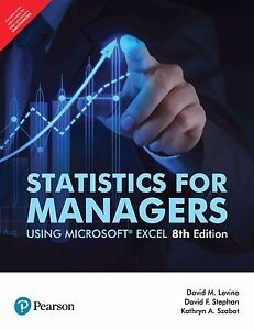 Statistics for Managers Using Microsoft Excel by Levine