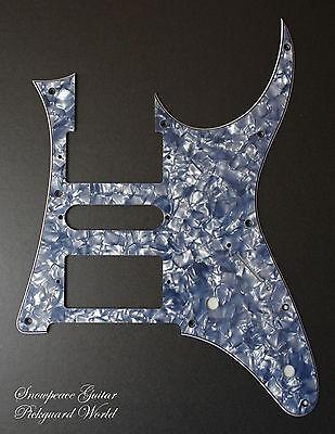 Kyпить #2 Ibanez guitar custom Jazz feel Pickguard RG GIO GRG GRX JEM (Blue Black Pearl на еВаy.соm