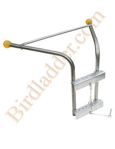 Roof Zone 48589 Standoff Stabilizer Fit Extension Ladders