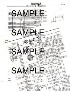 triumph spitfire distributor wiring diagram 1963 1964 1965 1966 1967 triumph spitfire mk i mkii 63 64 ...