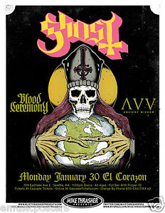 GHOST-BLOOD-CEREMONY-2012-SEATTLE-CONCERT-TOUR-POSTER-DEATH-METAL