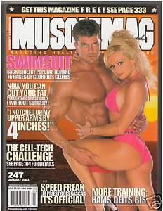 MuscleMag-bodybuilding-magazine-SWIMSUITS-Justin-Brooks-Rodi-1-03-247: www.ebay.com/itm/MuscleMag-bodybuilding-magazine-SWIMSUITS-Justin...