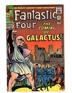 FANTASTIC-FOUR-48-1966-FIRST-APPEARANCE-SILVER-SURFER-GALACTUS-KEY