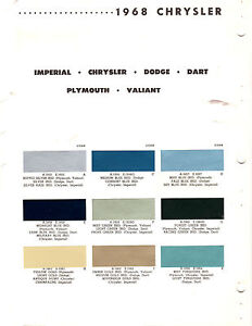 1968-PLYMOUTH-BARRACUDA-DODGE-CORONET-CHARGER-CHRYSLER-300-68-PAINT-CHIPS-RM2