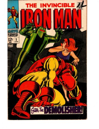 Iron Man #2 - The Day of the Demolisher