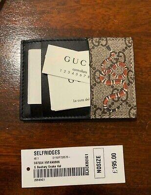 Genuine Gucci credit card holder