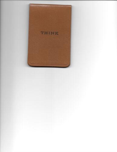 Original IBM Think Pad (Vintage)
