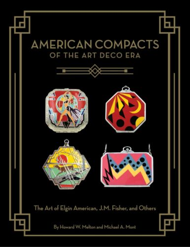 American Compacts of the Art Deco Era - It is Spectacular - June 2020