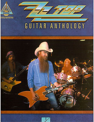 ZZ Top Guitar Tab and Sheet Music, Legs, Tush, Gimme all Your Lovin Cheap
