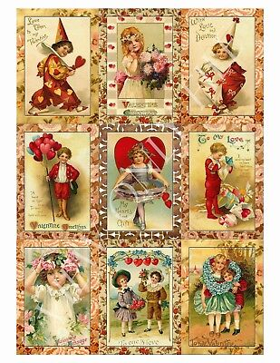 Hang Tags Paper Crafts Scrapbooking (216)  (Valentine Paper Crafts)