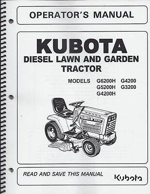 Kubota Z122E Z121S Z125E Z125S Zero-Turn Mower Operator Manual K3011-71234