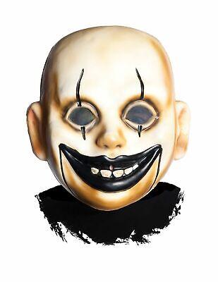 Clown Puppe Maske Gruselig Halloween Erwachsene Clowns Maske Herren Damen