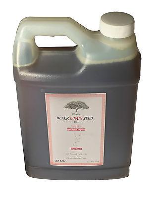 Black Cumin Seed Oil Organic Pure 32 Oz Cold Press Virgin...