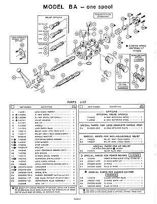 Cross Closed Center Conversion Plug 1v0206 Seal Kit