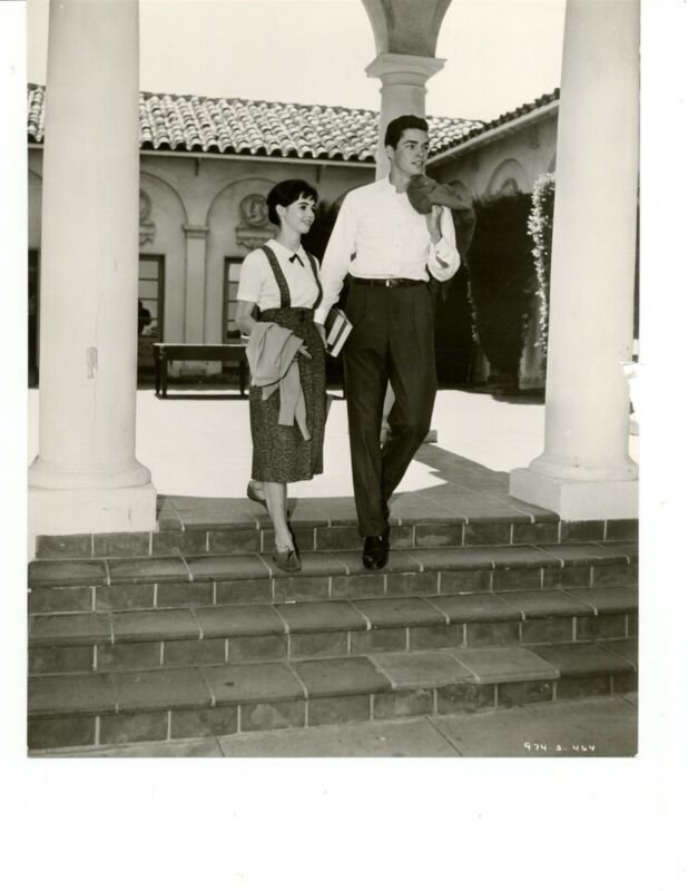 DIARY OF ANNE FRANK 1959 #464 Millie Perkins, Richard Beymer