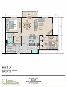 Luxurious Living at Village View Suites Newest Construction!
