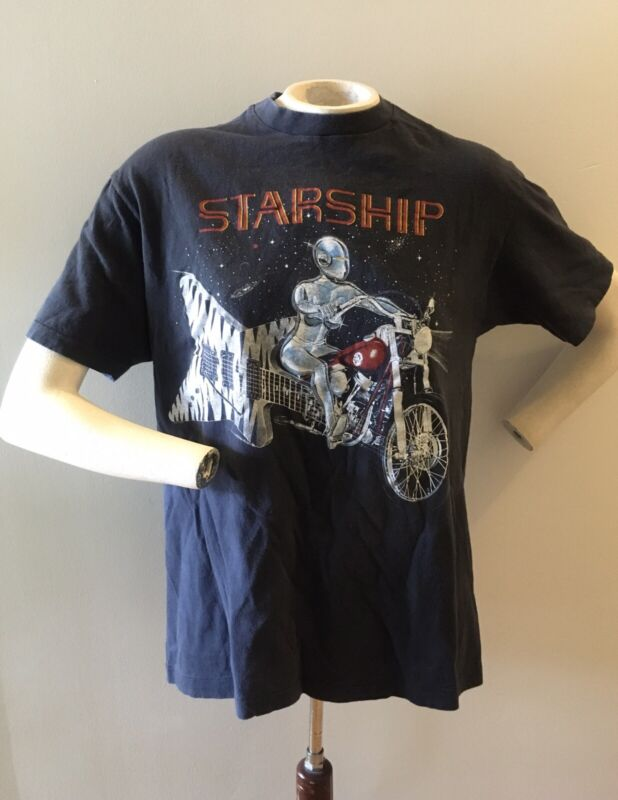 Vintage 80s Jefferson Starship Concert T-shirt