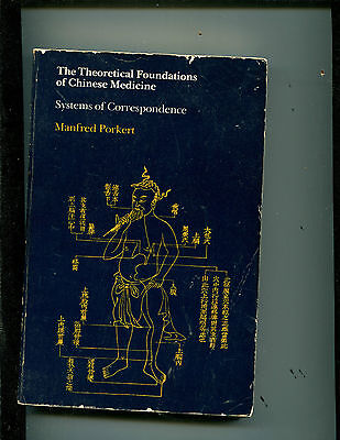 The Theoretical Foundations Of Chinese Medicine   Systems Of Correspondence