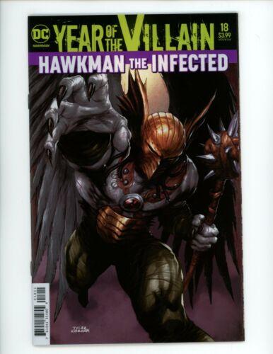 Hawkman #18, NM/M, 2019
