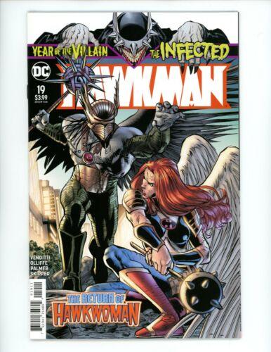 Hawkman #19, NM/M, 2019