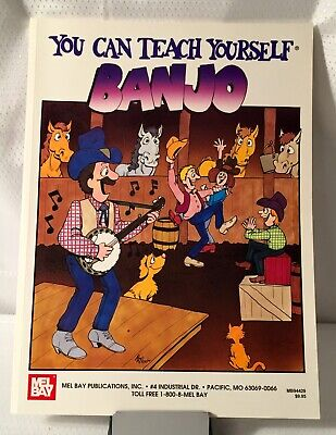 You Can Teach Yourself Banjo (Book Only) by Janet Davis](janet davis you can teach yourself banjo)