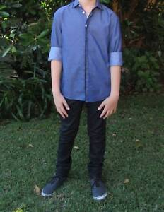 Boys Smart Casual Jeans And Shirt Kids Clothing Gumtree Australia