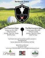 The Highland Cup Golf Tournaments - Haliburton, ON.