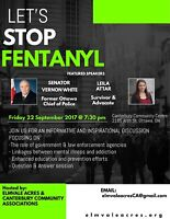 Fentynal Awareness Session
