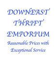 Down East Thrift Emporium