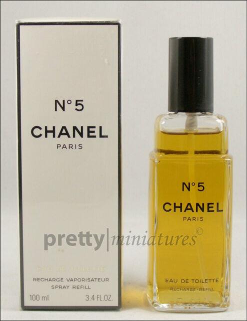 ღ Chanel No 5 Recharge - Chanel - OVP EDT 100ml