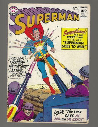 Superman #161 Sensational