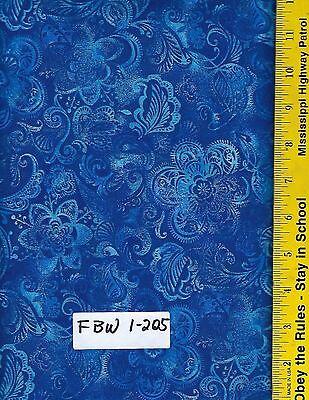 Batik Quilt Backing (FBW 1-205, 108